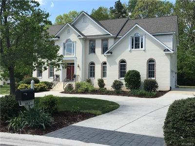 Chesterfield VA Single Family Home For Sale: $444,900