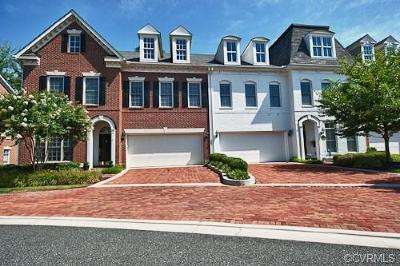 Henrico Condo/Townhouse For Sale: 614 Chiswick Park Road #OO-1