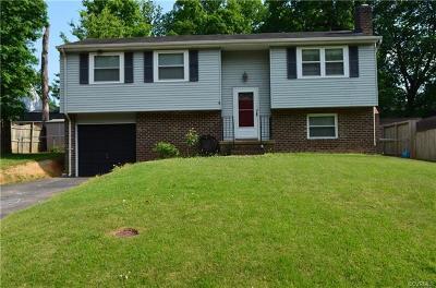 Glen Allen Single Family Home For Sale: 9315 Emmett Road