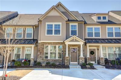 Chesterfield County Condo/Townhouse For Sale: 17481 Memorial Tournament Drive #17481