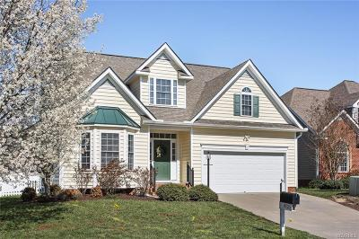 Henrico County Single Family Home For Sale: 9725 Pemberton Crossing Drive