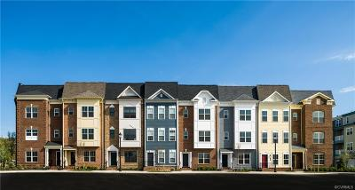Henrico County Condo/Townhouse For Sale: 5404 Coopers Walk Lane #H7