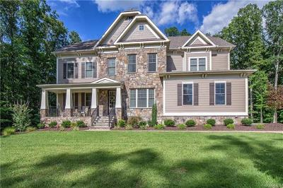 Midlothian Single Family Home For Sale: 14825 Michaux Valley Circle