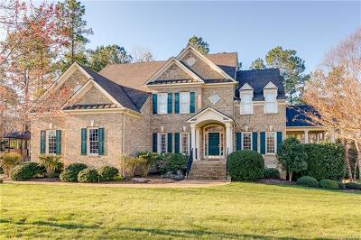 Chesterfield County Single Family Home For Sale: 16109 Founders Bridge Terrace