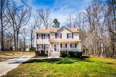 Henrico County Single Family Home For Sale: 1600 Saddlehorse Place