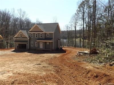 Powhatan Single Family Home For Sale: 2520 Mill Road