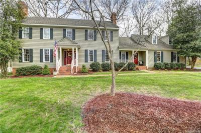 Chesterfield County Single Family Home For Sale: 12021 Bondurant Drive
