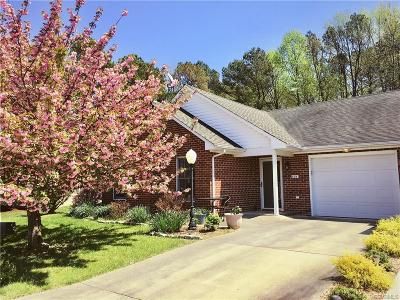 Hopewell Single Family Home For Sale: 419 Cobblestone Drive