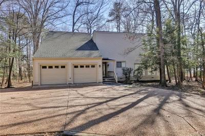 Chesterfield County Single Family Home For Sale: 3508 Walkers Ferry Road