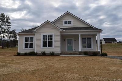 Farmville Single Family Home For Sale: 108 Jays Road