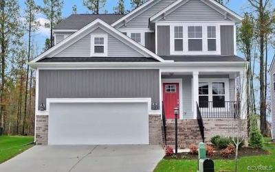 Chesterfield County Single Family Home For Sale: 6906 Stafford Park Drive