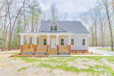 South Chesterfield Single Family Home For Sale: 9007 Hickory Road