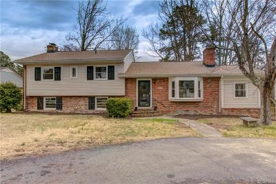 Henrico County Single Family Home For Sale: 1005 Westham Parkway