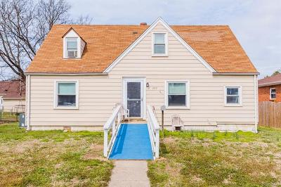 Hopewell Single Family Home For Sale: 809 East Broadway