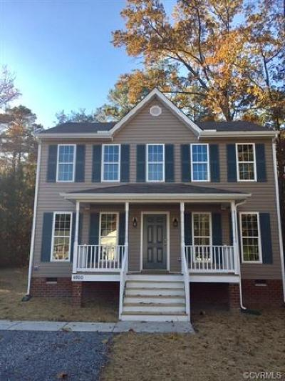 King William Single Family Home For Sale: 144 Essex Road