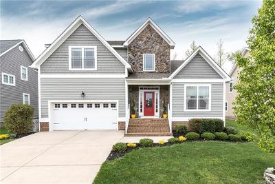 Chesterfield County Single Family Home For Sale: 3712 Evershot Drive