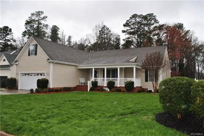 Colonial Heights Single Family Home For Sale: 306 Kingfisher Way
