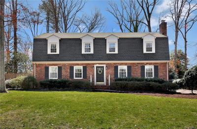 Richmond Single Family Home For Sale: 8231 Barningham Road