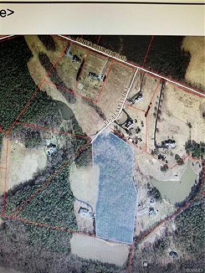 Hanover County Residential Lots & Land For Sale: 11424 Edgelake Court