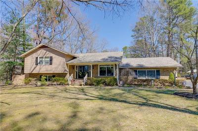 Hanover County Single Family Home For Sale: 10152 Atlee Station Road