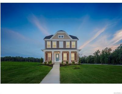 Henrico County Single Family Home For Sale: 12260 Manor Crossing Drive
