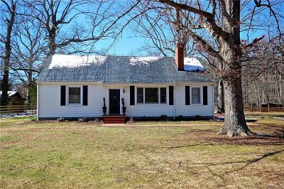 Henrico County Single Family Home For Sale: 11228 Greenwood Road