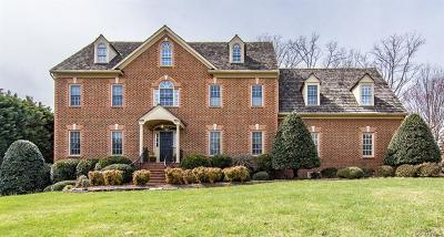 Henrico Single Family Home For Sale: 400 Lynchell Place