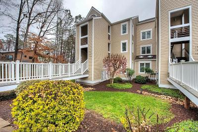 Chesterfield County Condo/Townhouse For Sale: 230 Water Pointe Court #230