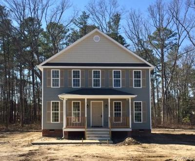 Henrico Single Family Home For Sale: 701 Beverstone Road