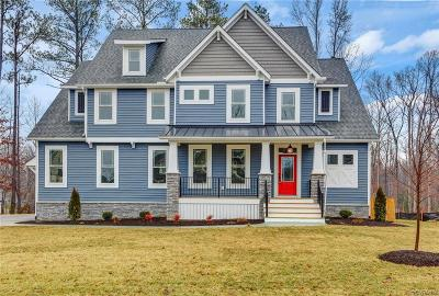 Chesterfield County Single Family Home For Sale: 15618 Willowmore Drive