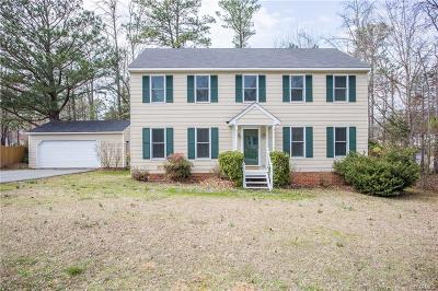 Chesterfield County Single Family Home For Sale: 6606 Gateline Drive
