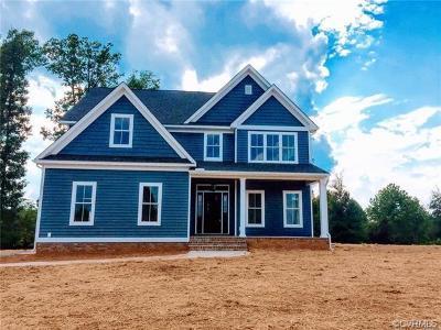 Goochland County Single Family Home For Sale: 3768 Boundary Run Road