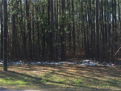 Chesterfield Residential Lots & Land For Sale: 6737 Fairpines Road