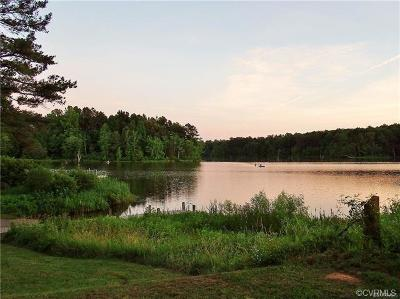 Nottoway County Residential Lots & Land For Sale: Green Hill Road
