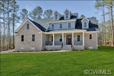 Chesterfield County Single Family Home For Sale: 7419 Rosemead Lane