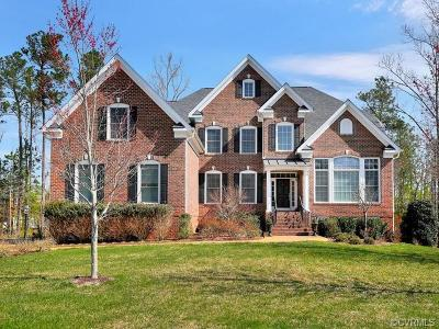 Chester Single Family Home For Sale: 11719 Shallow Cove Drive