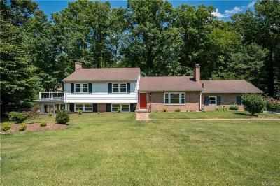 Chesterfield Single Family Home For Sale: 5001 Bonnie Brae Road