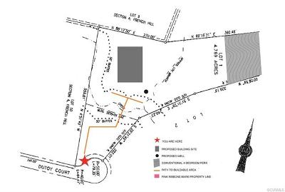 Powhatan Residential Lots & Land For Sale: 2061 Dutoy Court