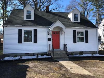 Henrico County Single Family Home For Sale: 2811 Irisdale Avenue