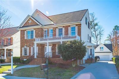 Henrico County Single Family Home For Sale: 11763 Parsons Walk Court
