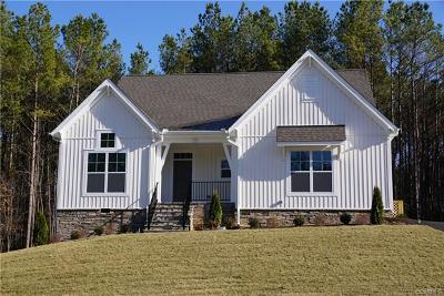 Chesterfield County Single Family Home For Sale: 16425 Aklers Court