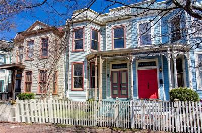 Richmond Single Family Home For Sale: 2204 Marshall Street