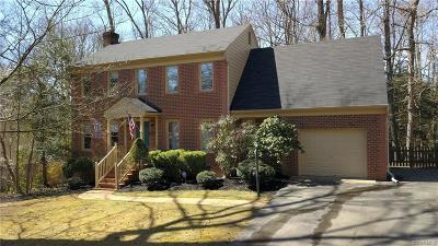 Chesterfield County Single Family Home For Sale: 2302 Corryville Circle
