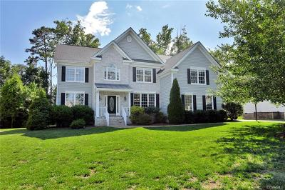 Chesterfield County Single Family Home For Sale: 16817 Jaydee Terrace