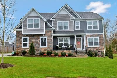 Chesterfield County Single Family Home For Sale: 17219 Silver Maple Terrace
