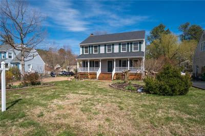 Henrico Single Family Home For Sale: 10224 Heritage Lane