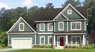Louisa Single Family Home For Sale: Oakmont