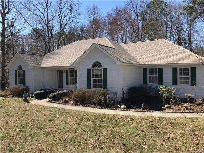 Chesterfield County Single Family Home For Sale: 14506 Wood Duck Lane