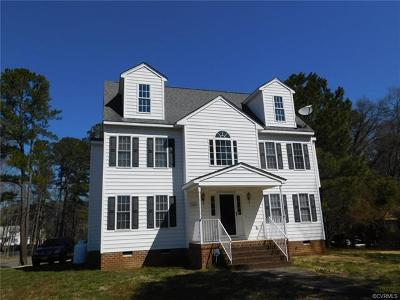 Glen Allen VA Single Family Home For Sale: $296,500