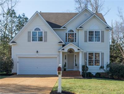 Chesterfield County Single Family Home For Sale: 14113 Spyglass Hill Circle